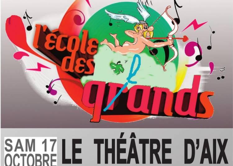 L'�cole des Gr(l)ands, Les Gaulois � Aix en Provence