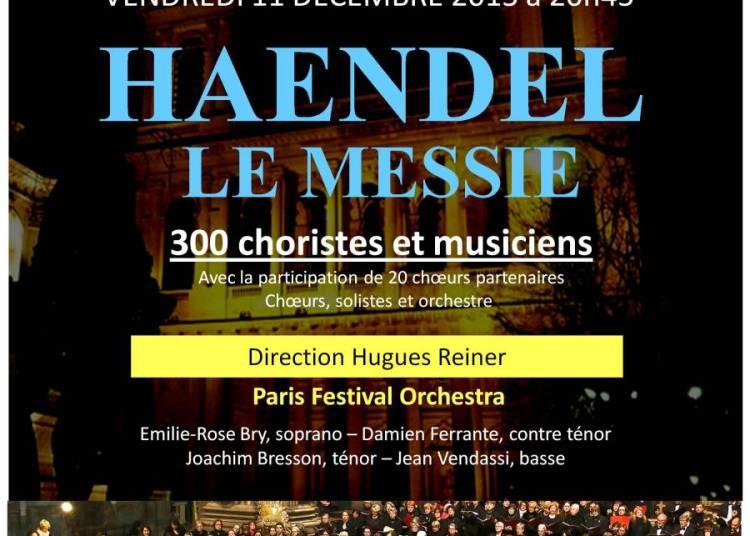 Le Messie de Haendel � Paris 6�me