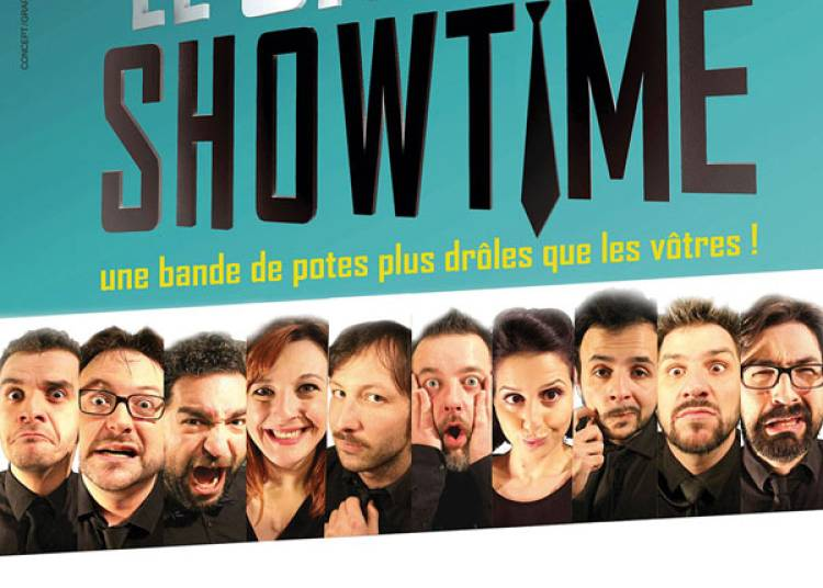 Le Grand Showtime � Paris 4�me