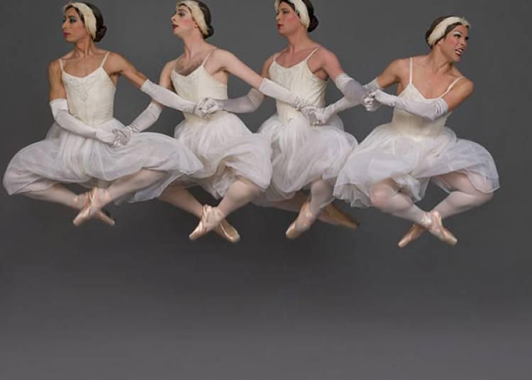 Les Ballets Trockadero � Aix en Provence