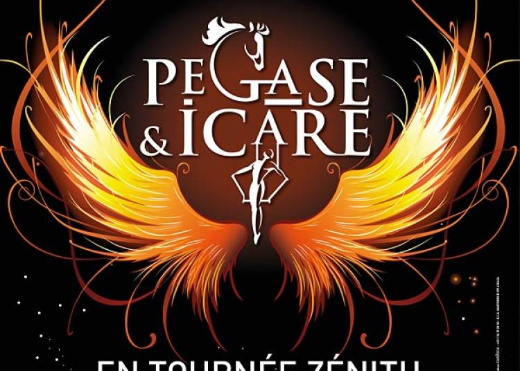 Pegase et Icare � Caen