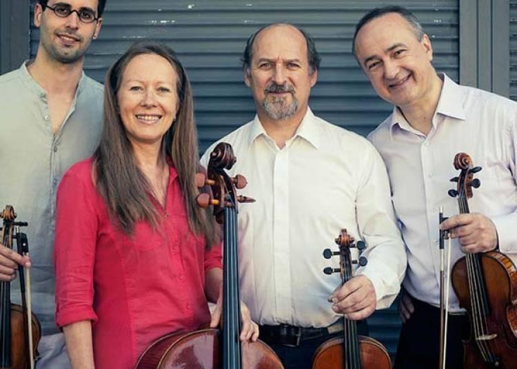 Quatuor Ludwig � Aix en Provence
