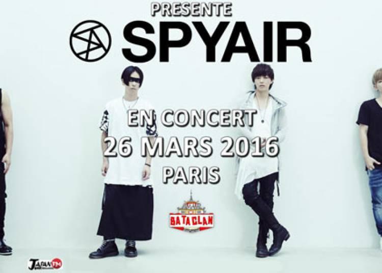 Spyair � Paris 11�me