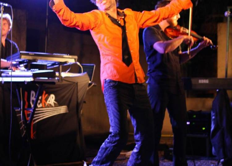 Bekar, concert-�v�nement de sortie d'album � Montpellier