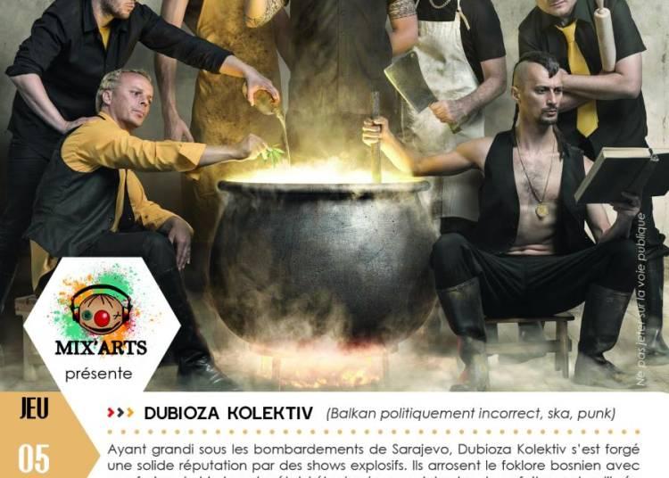 Dubioza Kolektiv, Boris Viande et Baltic Balkan � Grenoble