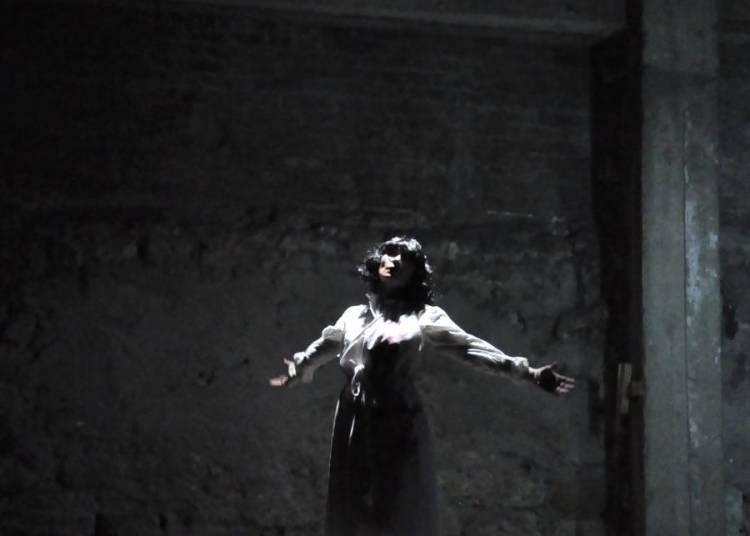 Olympe, fille de Zorro � Avignon