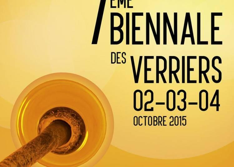 Biennale des verriers 2015
