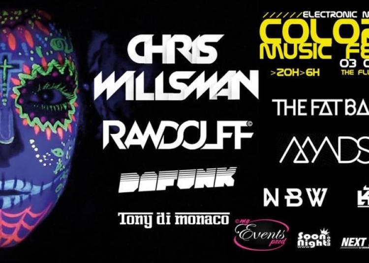 Colorful Music Festival 2015