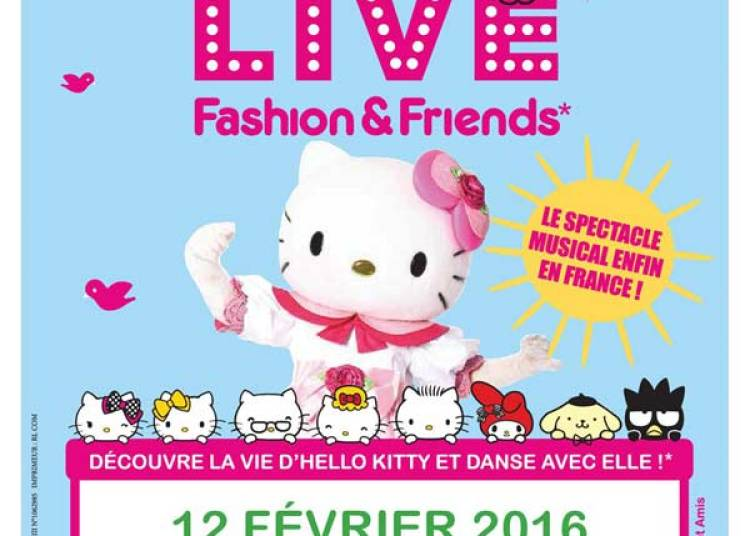 Hello Kitty Live � Epernay