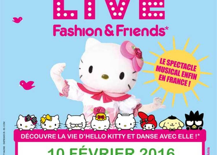 Hello Kitty Live � Nantes