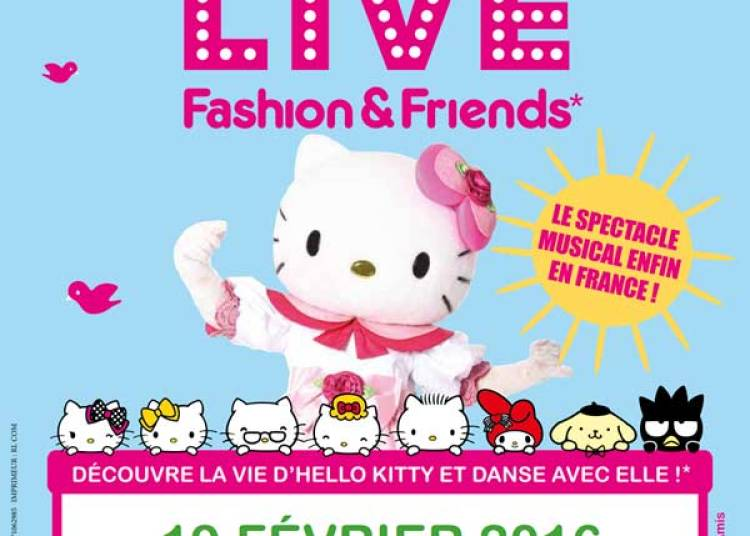 Hello Kitty Live � Rennes