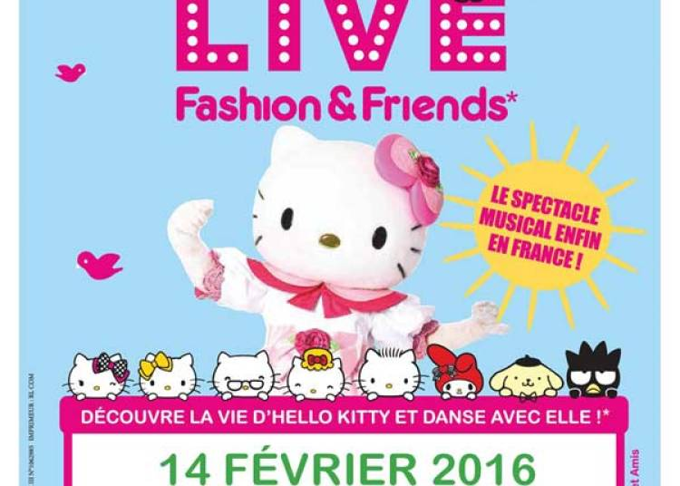Hello Kitty Live � Lille