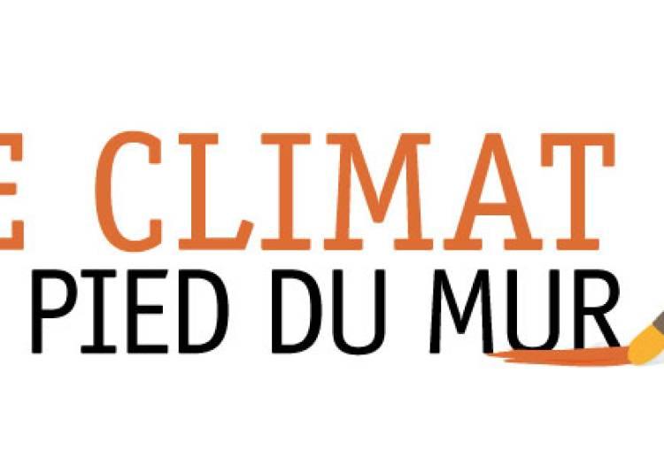 Le climat au pied du mur : le street art se mobilise � Paris 19�me