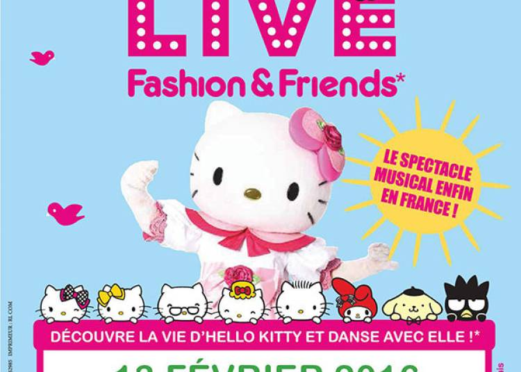 Hello Kitty Live � Amiens