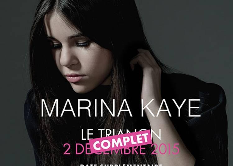 Marina Kaye � Paris 9�me