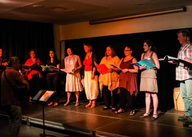 Chorale chants latino-am�ricains � Montpellier