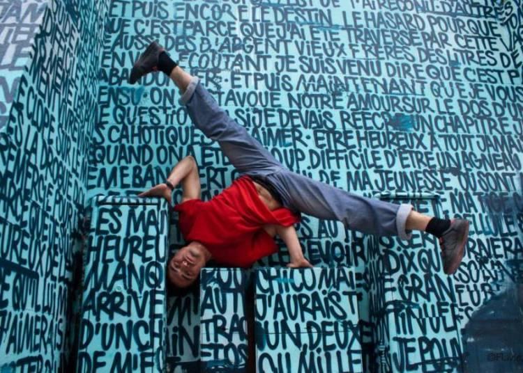 L'�me et la danse - Kijno � Noeux les Mines