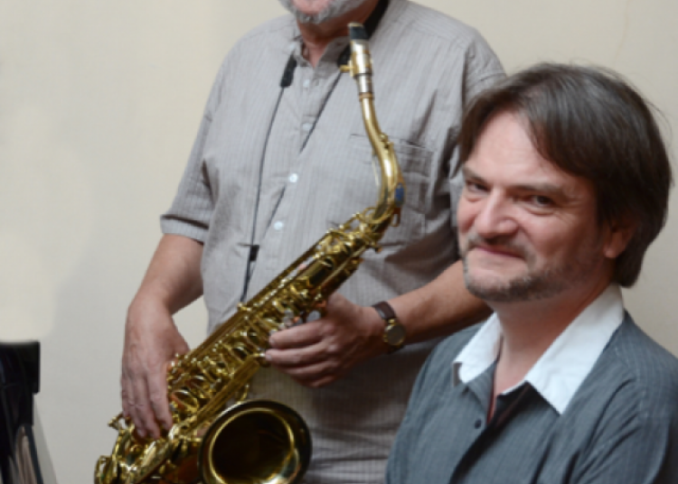 Andre Villeger et Philippe Milanta � Paris 1er
