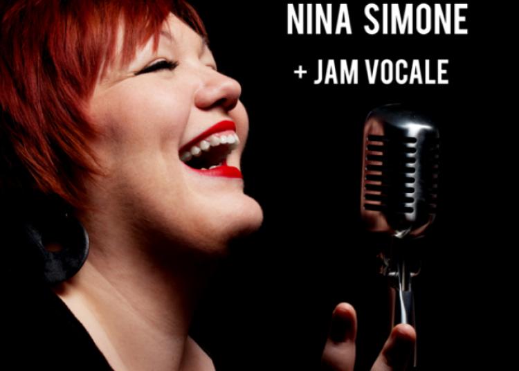 Jam Vocale Hommage � Nina Simone Avec Mathilde � Paris 1er