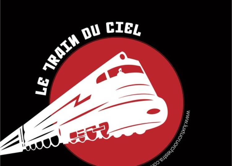 Le train du ciel � Dijon