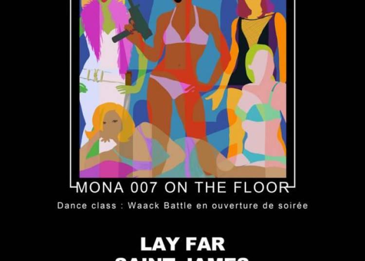 Mona 007 On The Floor � Paris 10�me