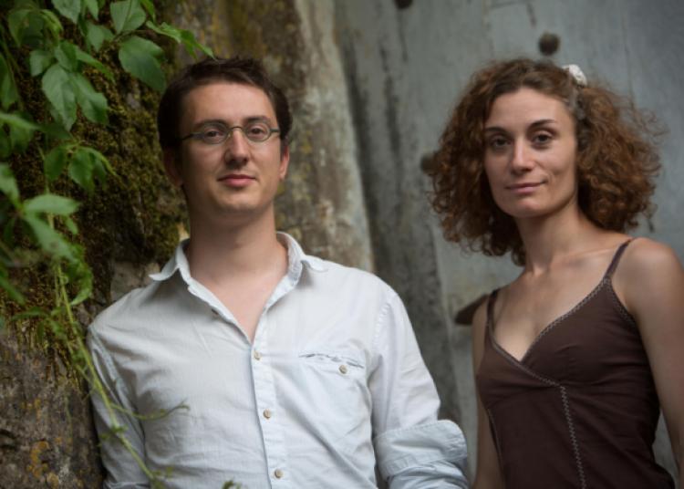 Virginie Capizzi & Paul Anquez � Paris 1er