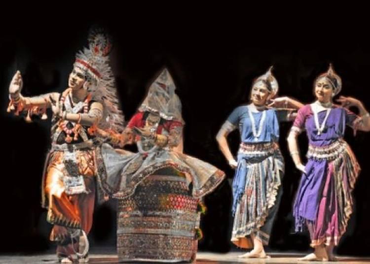 Ballet National De New-delhi � Clichy Sous Bois
