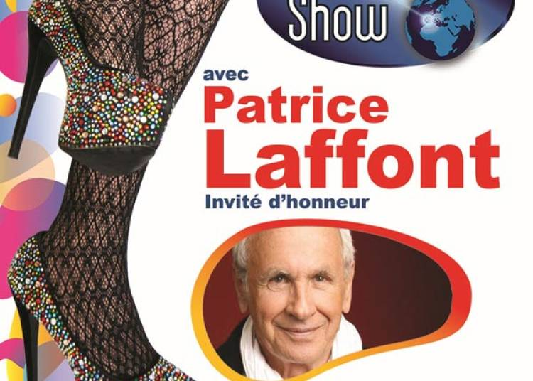 Carolina Show Avec Patrice Laffont � Paris 9�me