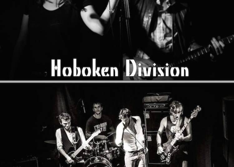 Hoboken Division et Kinnine � Bayonne