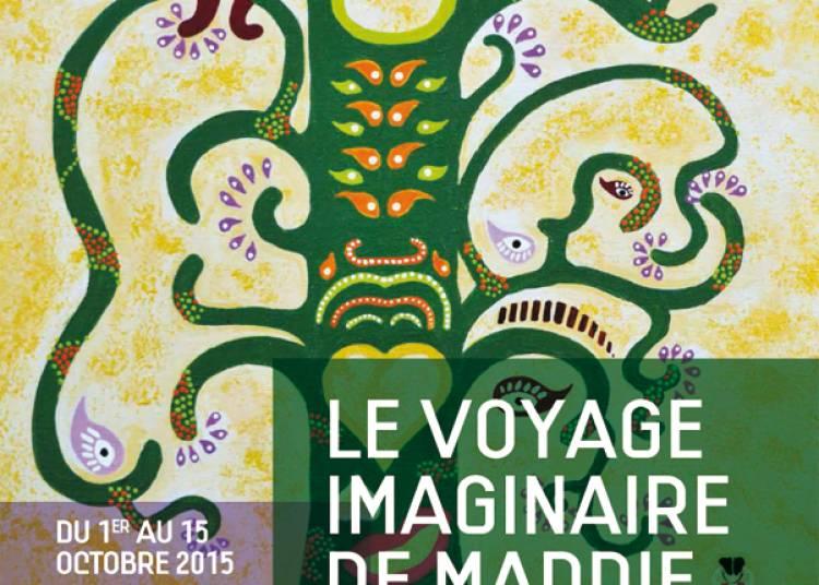 Le voyage imaginaire de Maddie � Paris 13�me