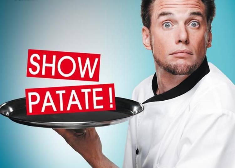Norbert Show Patate! � Paris 9�me