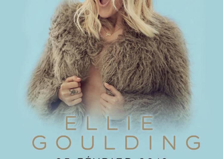Ellie Goulding � Paris 19�me
