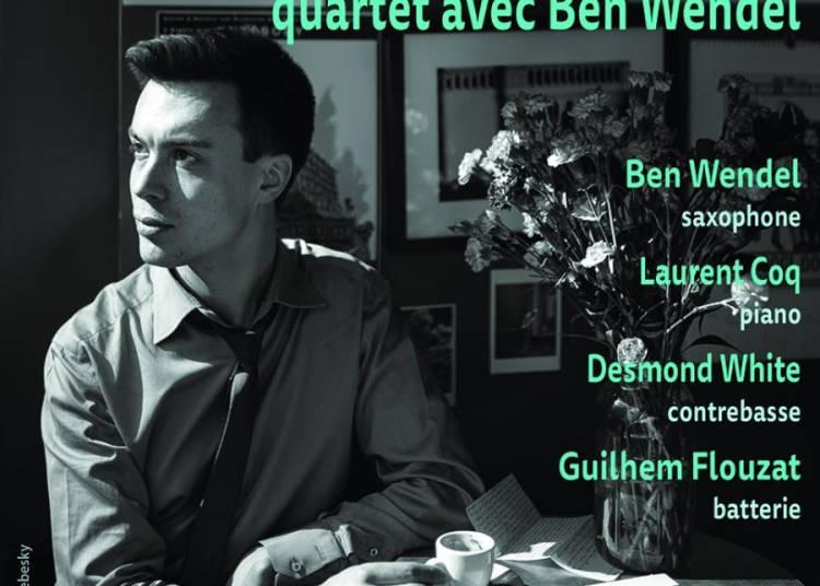 Guilhem Flouzat Quartet Avec Ben Wendel � Marseille
