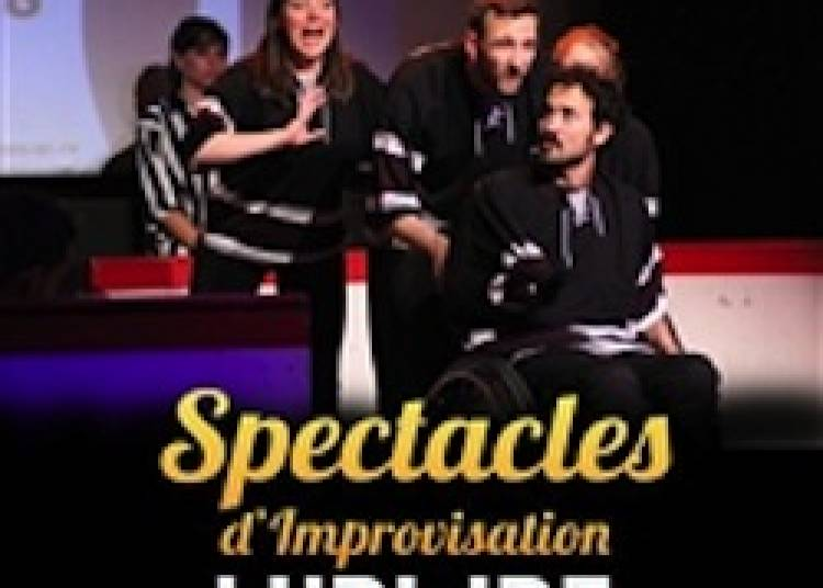 Spectacle d'improvisation � Paris 5�me