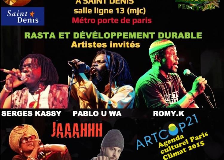 Universal Reggae Festival 2015