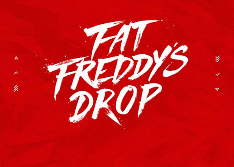 Fat Freddy's Drop � Lille