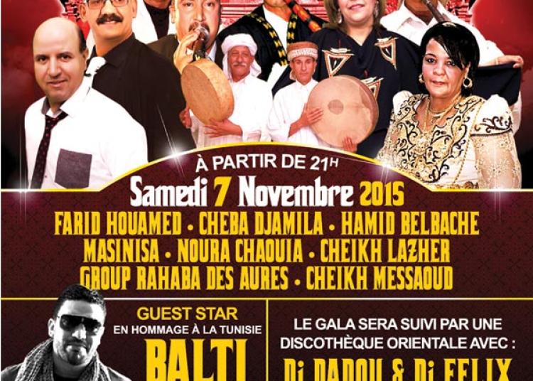 Festival Chaoui 2015