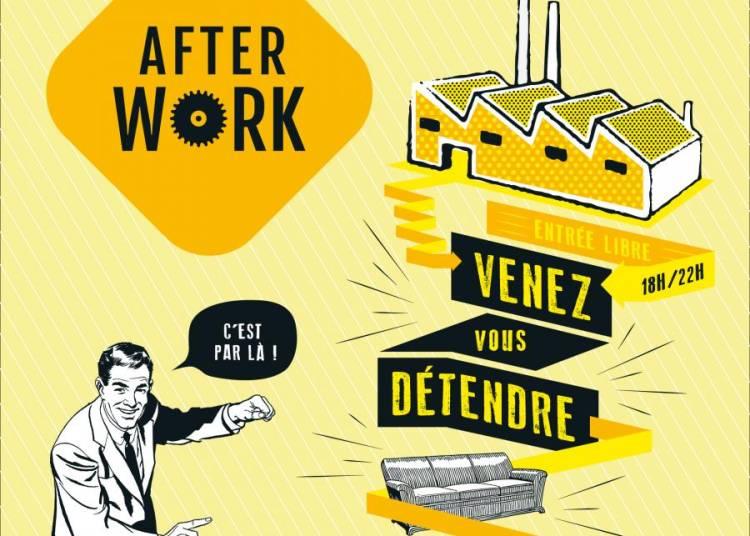 Afterwork 1Dtouch � Saint Etienne