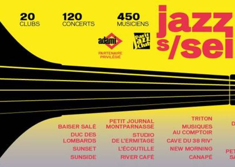 Festival Jazz Sur Seine 2015