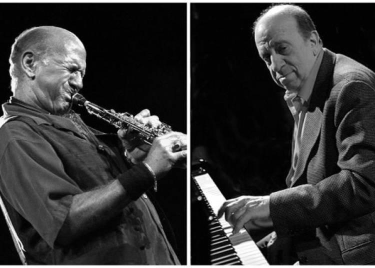 Martial Solal et Dave Liebman � Paris 1er