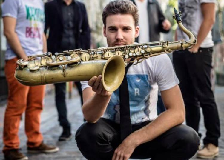 Maxime Berton Quintet � Paris 1er