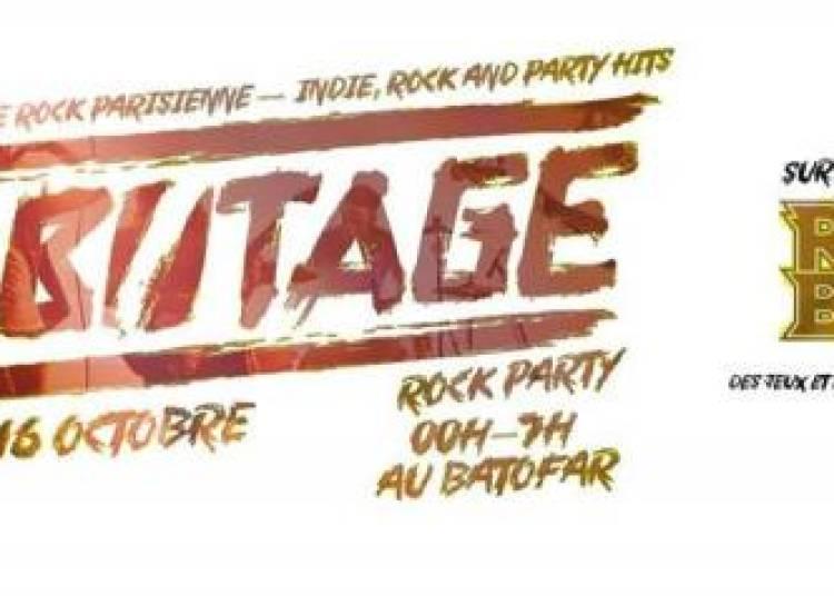 Sabotage Rock Party � Paris 13�me