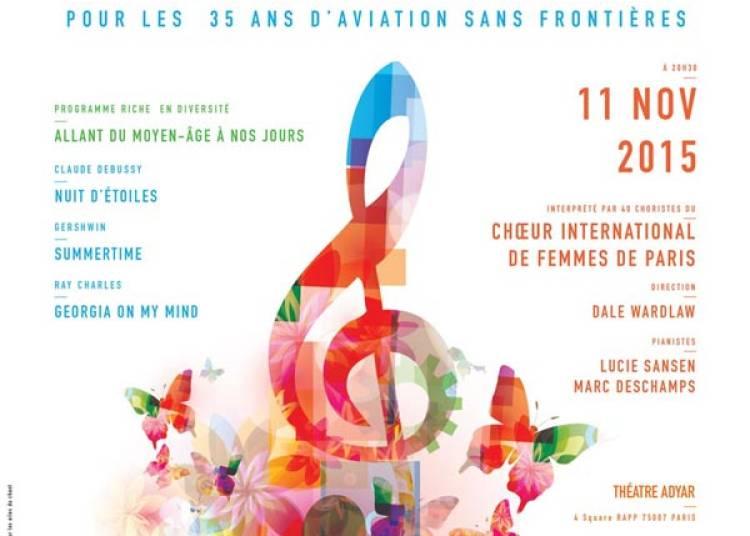 On Wings Of Song � Paris 7�me