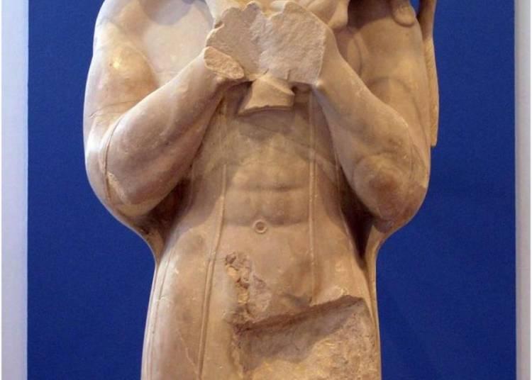 La Gr�ce Antique - La P�riode Archa�que � Paris 12�me