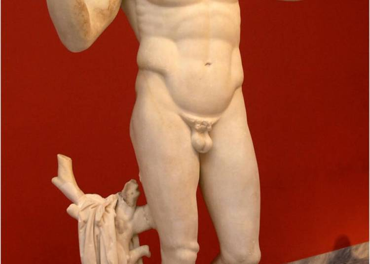 La Gr�ce Antique - Le Classicisme � Paris 12�me
