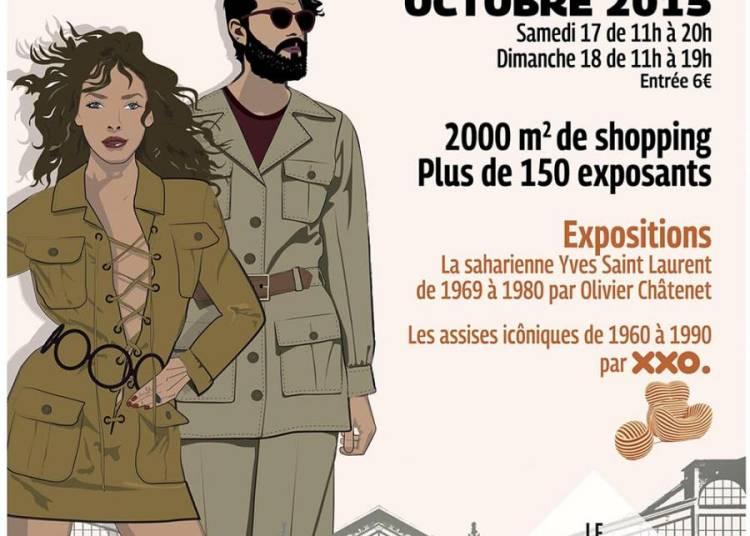18�me Salon du Vintage - La Collectionnite Aigu� � Paris 3�me