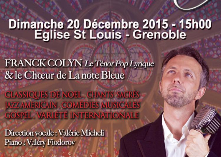 Concert de No�l � Grenoble