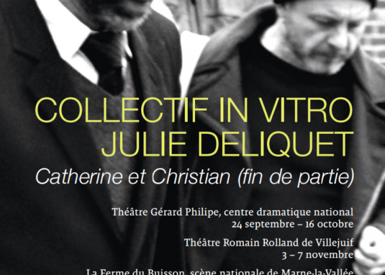 Catherine et Christian � Saint Denis