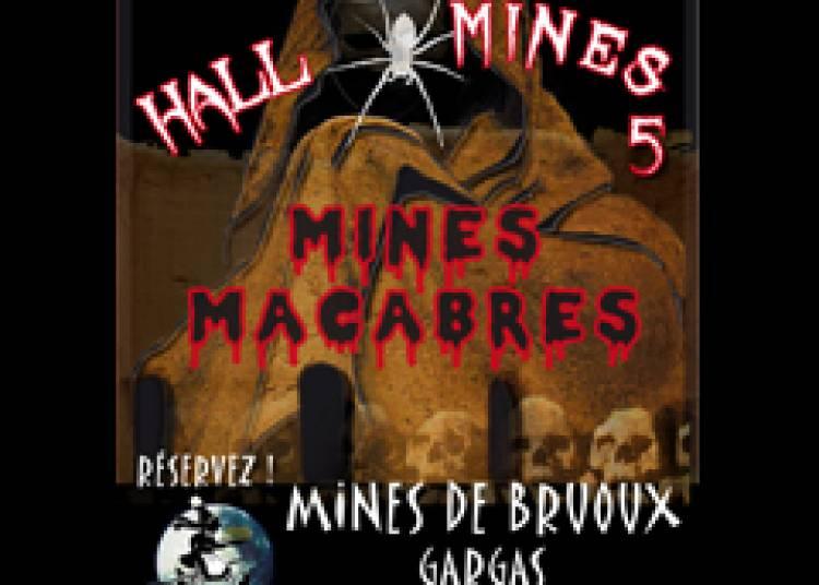 Halloween aux Mines de Bruoux 2015