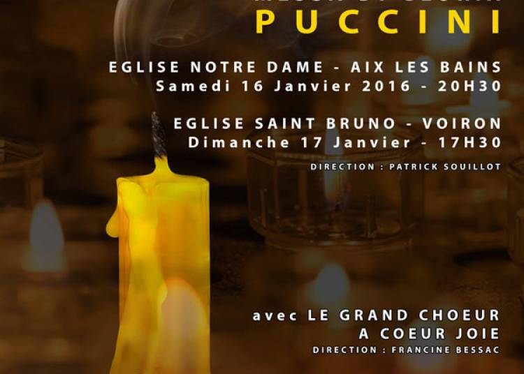 Requiem, Mozart � Grenoble